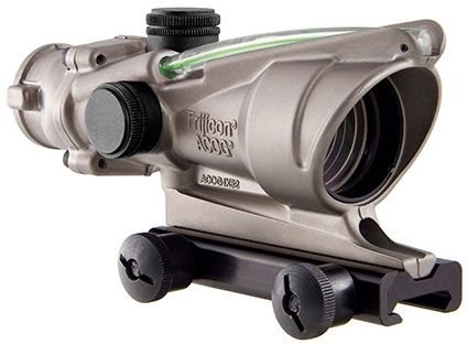 Used, Trijicon ACOG TA31-D-100195 Nickel Boron Dual Illuminated for sale  Delivered anywhere in USA