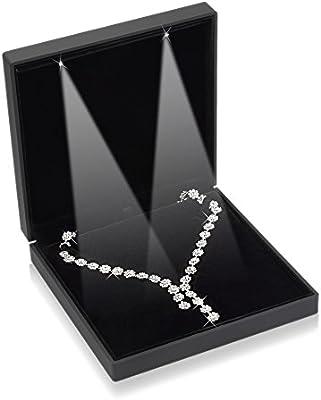 Amazon Com Geff House Jewelry Large Necklace Presentation Display
