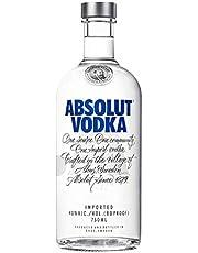 Absolut Blue Vodka Bottle, 700ml