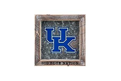 Glory Haus Kentucky Big Blue Nation Logo Table Top, Multicolor
