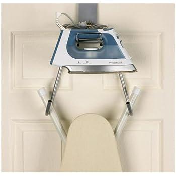 Delicieux Household Essentials Over The Door Ironing Board Holder