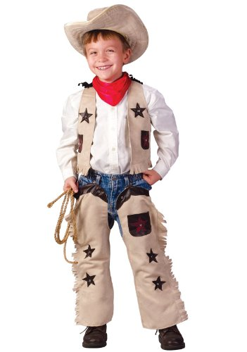 Toddl (Sheriff Costume Boy)