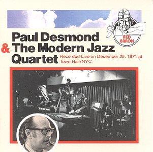 Paul Desmond - Paul Desmond & The Modern Jazz Quartet - Zortam Music