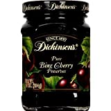 Dickinson's Preserves Black Sweet Cherry -- 10 oz