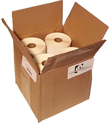 4X6.75 Direct Thermal Labels Direct Thermal Shipping System Label with (Ir Paper Label)