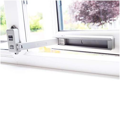 Cerraduras de seguridad para ventanas