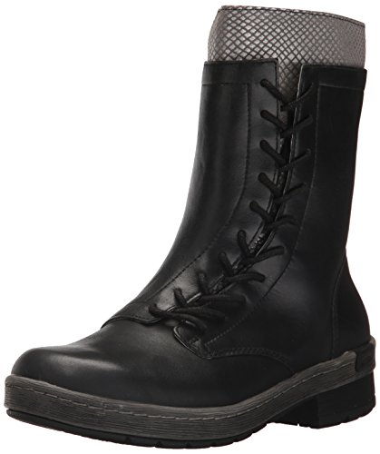 Jambu Women's Chestnut Water Resistant Winter Boot, Black, 7 M US by Jambu