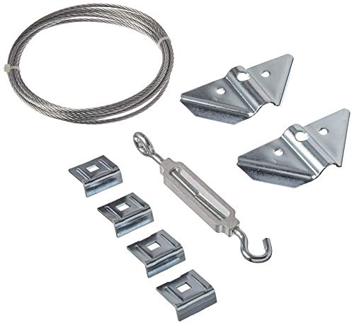 ProSource 33198ZCX-PS Gate Kit, Steel