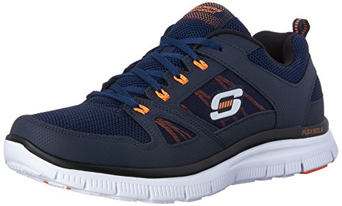 skechers-sport-mens-flex-advantage-memory-foam-training-shoenavy-orange105-m-us