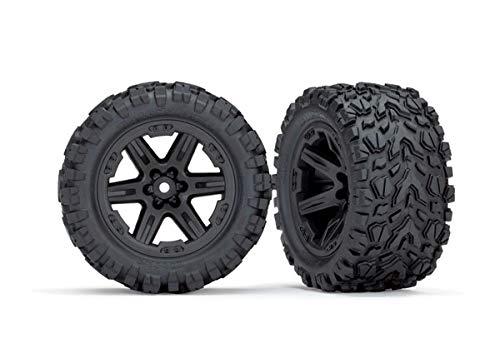 Traxxas TRA6774 Tires/Wheels, Assembled, Glued ()