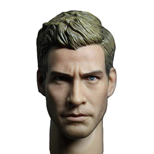 Head 1/6 Scale - 8