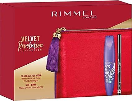 Rimmel London Velvet Revolution Collection Paquete de regalo (120 g)