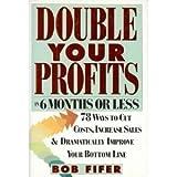 Double Your Profits, Bob Fifer, 0887307051