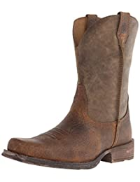 Ariat Men's Rambler Wide Square Toe Western Boot