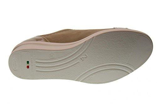 Da Ginnastica 445 Cuneo Donna Giardini Scarpe Con Bassi Sand Pattini Nero P805061d wnZFXq7n