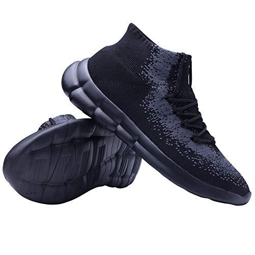 TIOSEBON Sneaker Grey EU 40 Uomo 8817 HK8817 Black rB5qrp