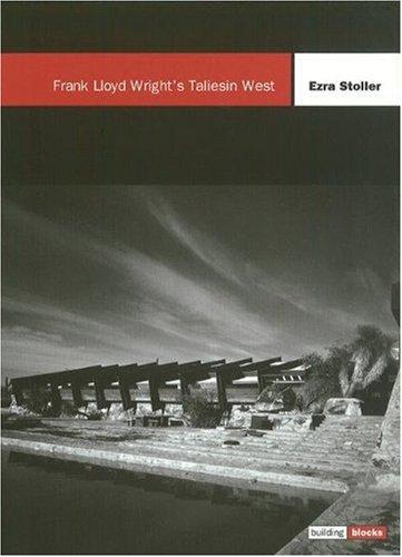 Frank Lloyd Wright's Taliesin West: Building Block (Block Chateau)