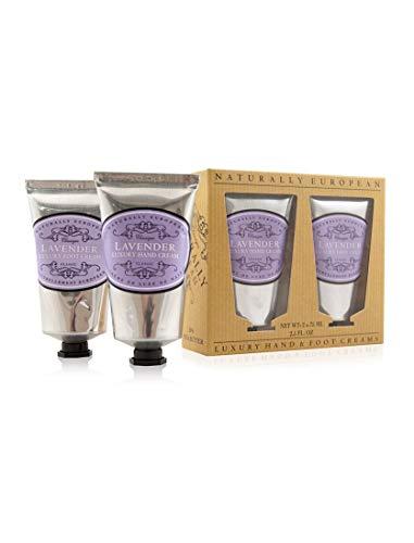 Naturally European – Hand Foot Cream Set – Lavender
