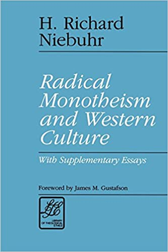Computer Science Essays Radical Monotheism And Western Culture With Supplementary Essays Library  Of Theological Ethics H Richard Niebuhr  Amazoncom Books Healthy Foods Essay also College Essay Paper Format Radical Monotheism And Western Culture With Supplementary Essays  Research Paper Vs Essay