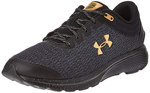 Under Armour Men's Charged Escape 3 Running Shoe, Black (005)/Graphite, 10