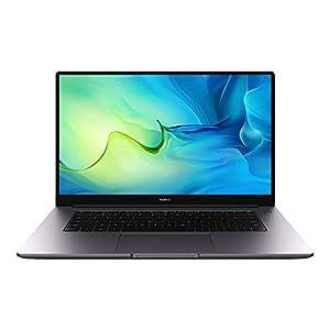 HUAWEI MateBook D 15 2020, Full View 1080P FHD Ultrabook, AMD Ryzen 5 4500U, Fingerprint Power Button, 8 GB RAM, 256 GB…
