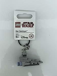 LEGO Star Destroyer Star Wars Key Chain 853767