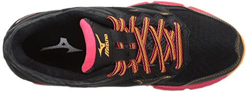 Pink Women's Runner Black 2 Wave Daichi Mizuno Trail FO7qx0g7