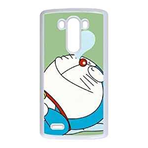 MeieaS TPU ultra soft, ultra-thin mobile phone sets of exquisite and beautiful Doraemon series For LG G3 Csaes phone Case THQ140922