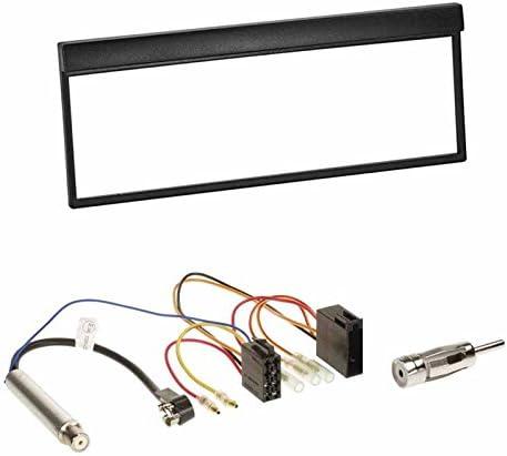 Black Radio Installation Kit Car Stereo Single Din Elektronik