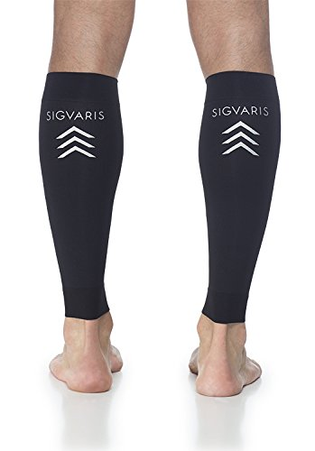 SIGVARIS Unisex Performance Compression Running Sleeve 412V 20-30mmHg from SIGVARIS