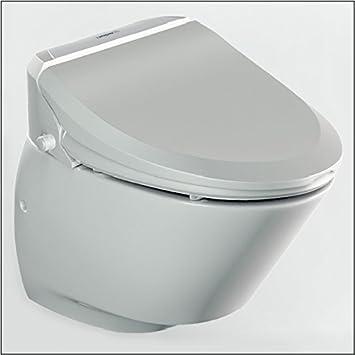NIC7000: combiné pour bidet électronique siège et WC mural: Amazon ...
