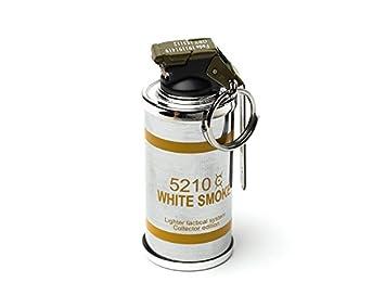 Lighter - Smoke Nade - CSGO pubg Grenade Mechero Skin Counter Strike Global Offensive: Amazon.es: Juguetes y juegos