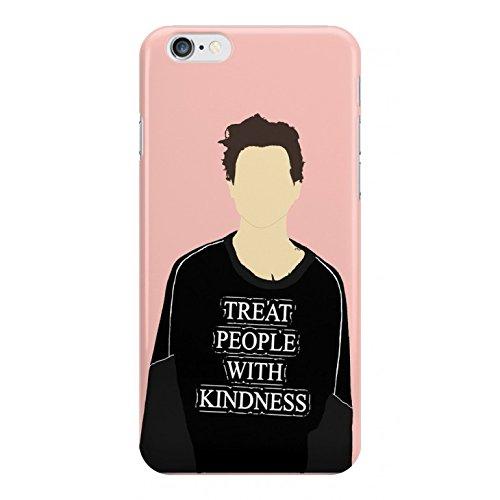 Pink Harry Styles Faceless Cartoon Phone Case - iPhone 6+ / 6s+