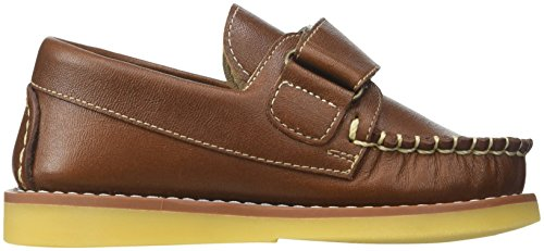 Elephantito Boys' Nick K Boating Shoe, Brown, 13 M US Little Kid by Elephantito (Image #7)