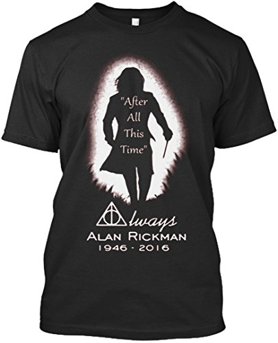 Dobby The Elf Costume (After all this time - Always printing T-Shirt T Shirt (S,Black))