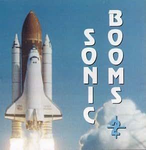 Sonic Boom 2 - Sound Effects: Sonic Booms 2 - Amazon.com Music