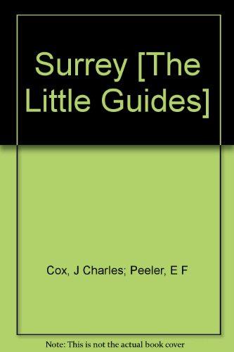 Surrey [The Little Guides]