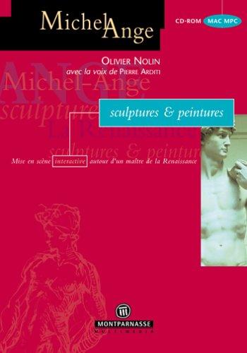 Software : Michelangelo:  Sculptures & Paintings
