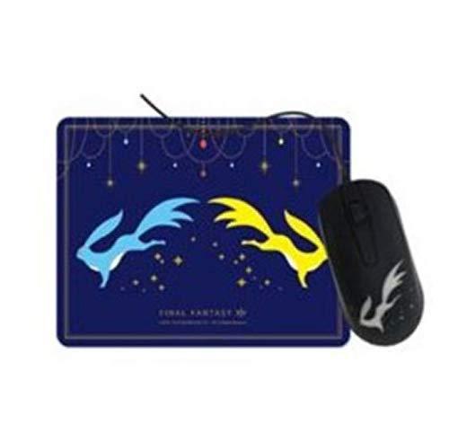 Taito Final Fantasy XIV Shining Mouse & Mouse Pad Volume 2 Carbuncle (Fantasy Mouse Final)