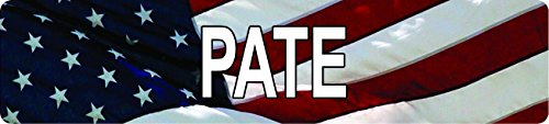 (Any and All Graphics American USA Flag PATE 8
