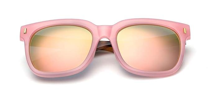 Fliegend Gafas de Sol Vintage Retro para Hombre Mujer Gafas ...