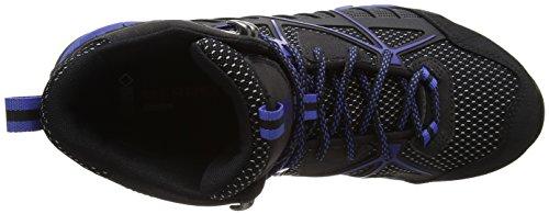 Noir Hautes GTX Black Chaussures Merrell Mid Surround Femme Randonnée de Venture Capra qB8tZv