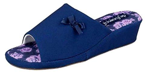 41 pour de Chaussons EU Bleu Femme Bleu fonseca OaOY1Tqwp