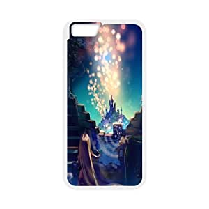 """[H-DIY CASE] For Apple Iphone 6,4.7"""" screen -Princess Tangled-CASE-14"""
