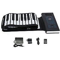 KMUSIC Roll Up Piano, Premium Grade Silicone, THICKENED...