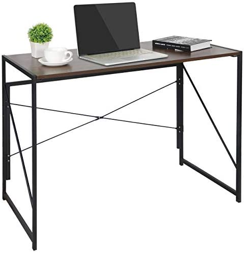 ZenStyle Folding Writing Computer Desk 39″