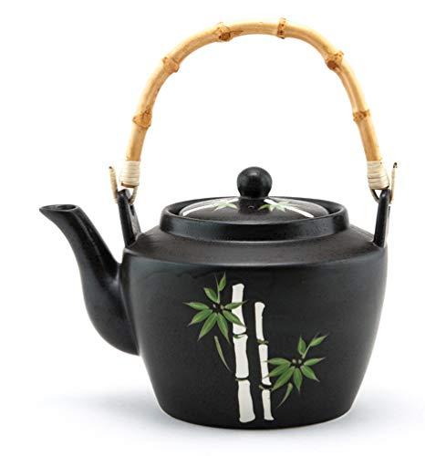 oriental teapot - 3