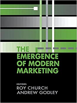 Book The Emergence of Modern Marketing
