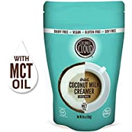 Coconut Cloud: Original Coffee Creamer, Coconut Milk Powder with MCT OIL | Dairy Free, Vegan, Paleo-Friendly, Plant Based, Gluten & Soy Free (Shelf Stable, Enjoy in Recipes & Smoothies too), 16 oz