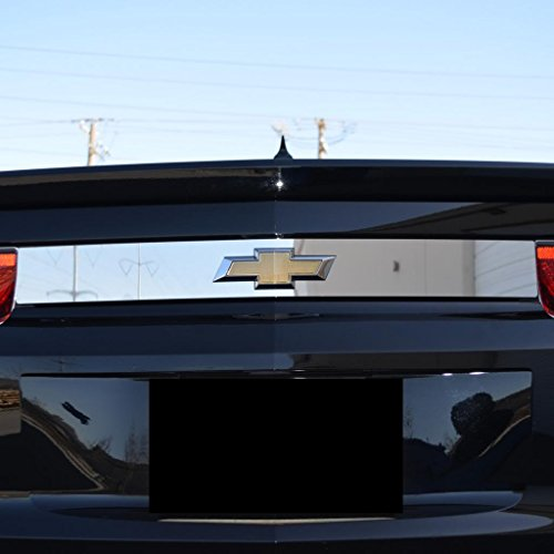 - Ferreus Industries Polished Stainless Trunk Trim fits: 2010-2013 Chevy Camaro OTH-117-05